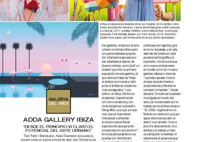 Descubir el arte ADDA GALLERY IBIZA