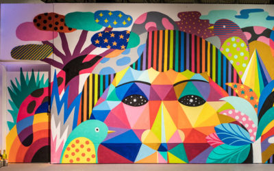OKUDA & 3TTMAN. STREETS OF COLOR. STOCKHOLM.