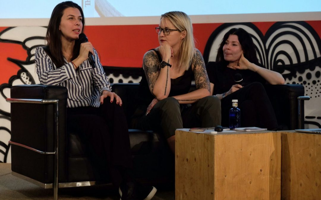 Urvanity 2018  Art conference «Against The Odds»- Women in the Urban Art Industry