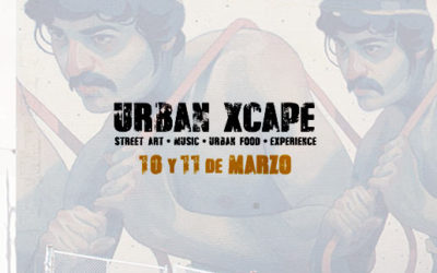 URBAN XCAPE. MADRID.  10 & 11/03/2018.