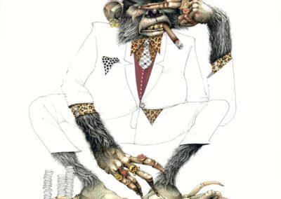 lucky-monkey