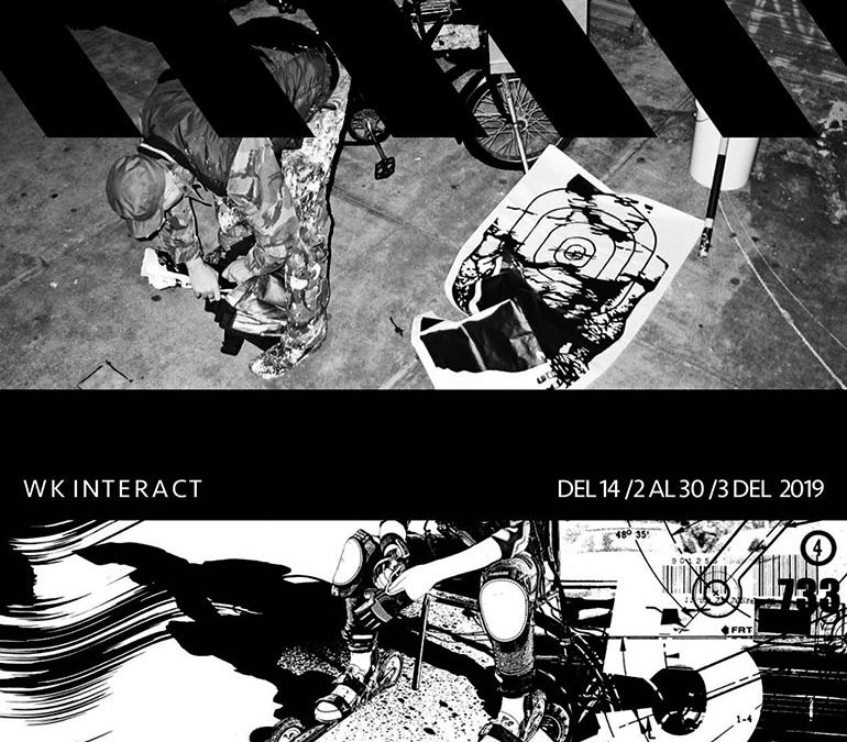 Wk Interact «WK-TRESPASS». Montana Gallery Barcelona. 02/2019