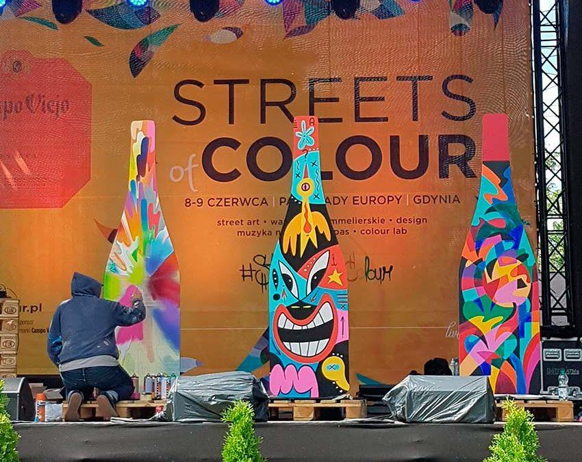 Streets of Color. 3ttman Nano4814 & AQUALOOPA. Gdynia (Poland). 06/2019