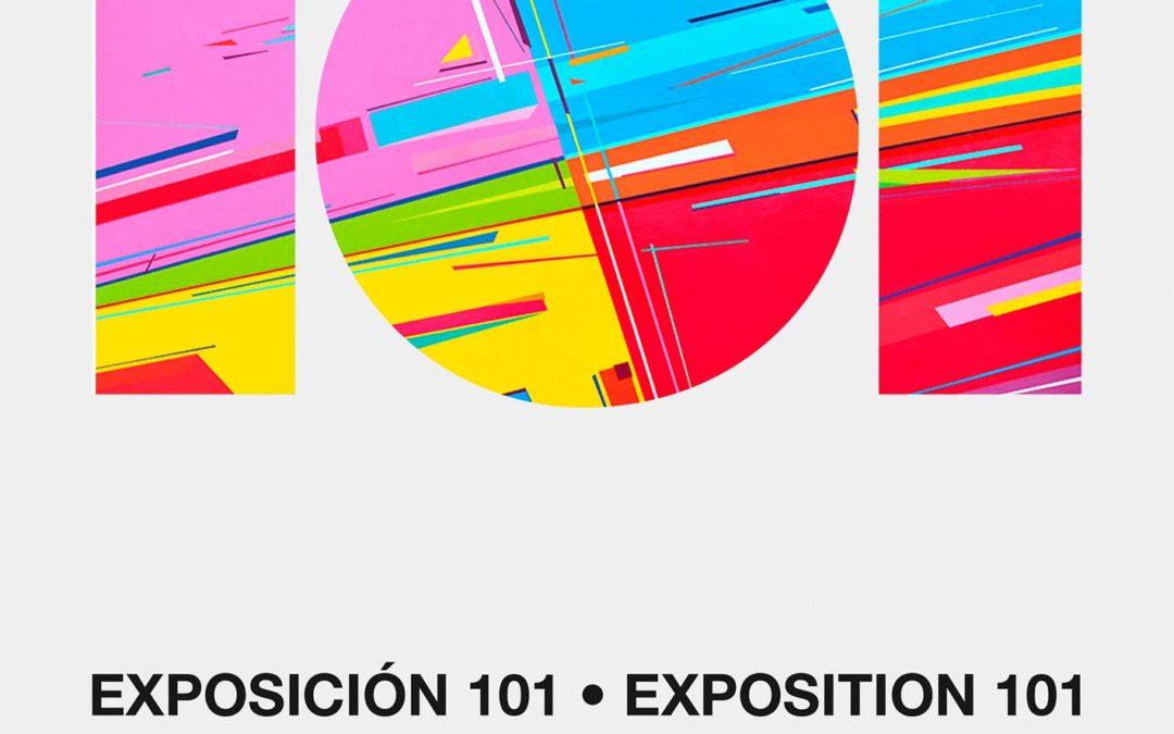 101: ONE EXHIBITION, 101 ARTISTS, TWO GALLERIES: ADDA SARTO PARIS