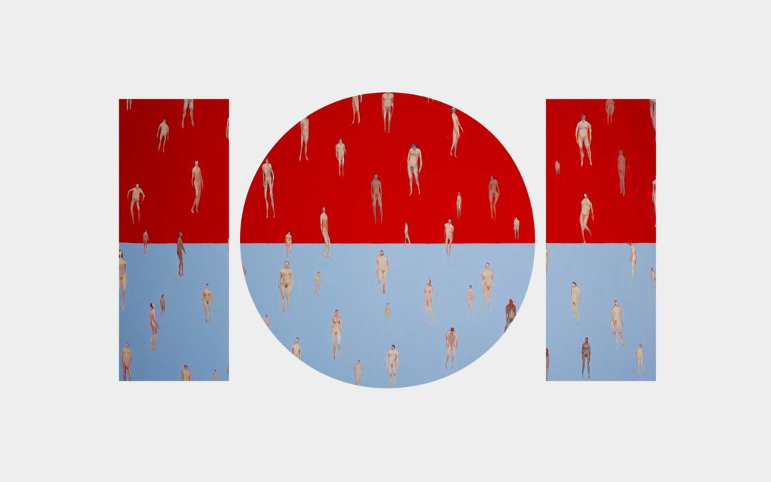 101: ONE EXHIBITION, 101 ARTISTS, TWO GALLERIES: MONTANA GALLERY BARCELONA