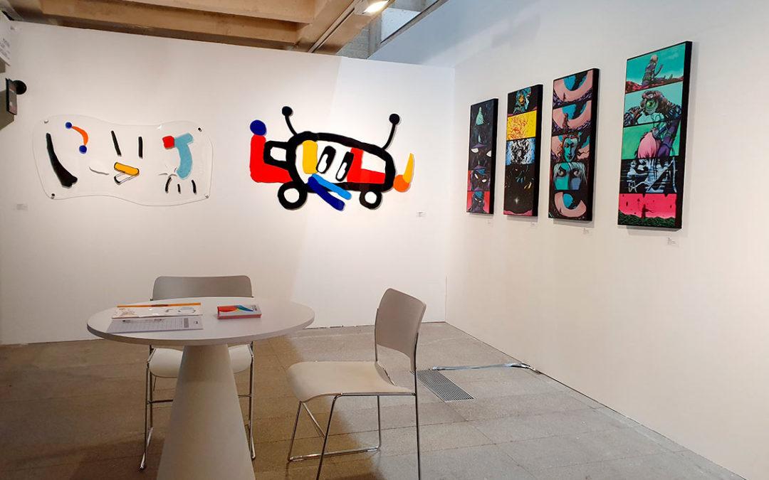 Montana Gallery Barcelona – Urvanity 2020