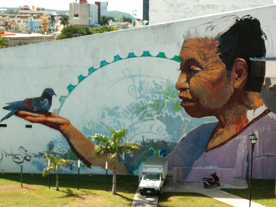 El niño de las pinturas, Campeche 2010