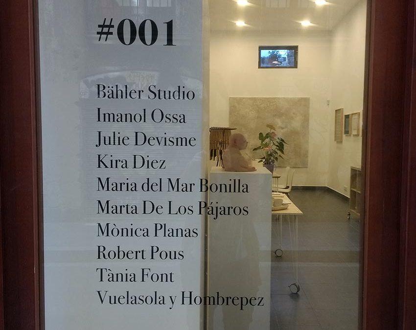Galería Stendhal: Inauguració #001