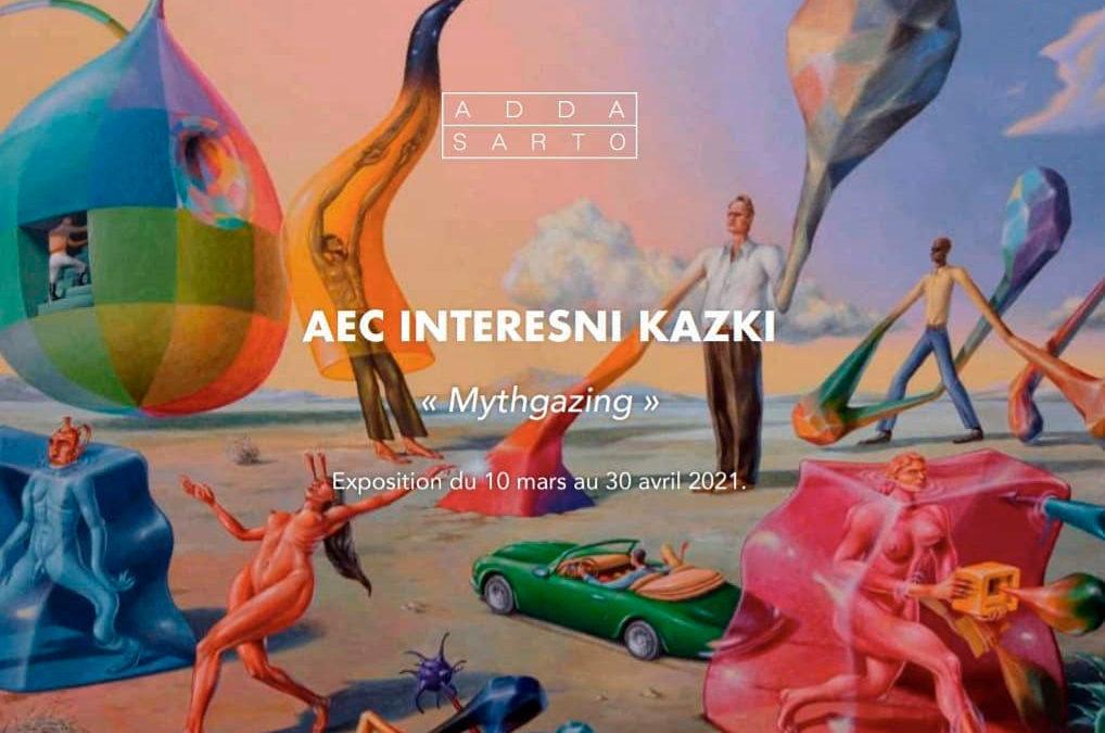 AEC INTERSNI KAZKI « MYTHGAZING » ADDA SARTO